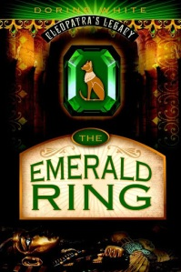 The cover reveal of The Emerald Ring by Dorine White