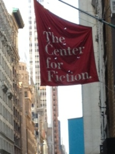 The Center for Fiction 17 East 47 Street, New York, NY