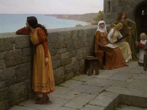 Edmund_Blair_Leighton_-_The_Hostage (1)
