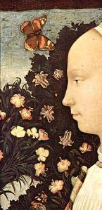 Porträt einer Prinzessin Ginevra d'Este