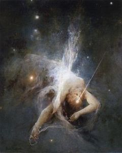 Falling Star Witold Pruszkowski (1846-1896) National Museum of Warsaw