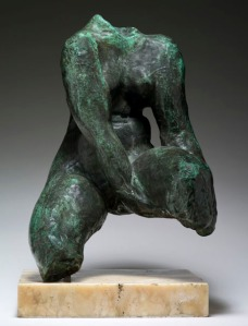 Morhardt Torso Francois August Rene Rodin before 1899 photo: Musee Rodin